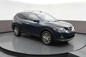 2015 Nissan Rogue SL PUREDRIVE AWD LEATHER, NAVIGATION, SUNROOF