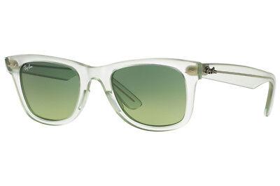 Ray Ban Sunglasses Ice Pop Wayfarer RB 2140 60583M Watermelon w/Green (Wayfarer Ice Pop)