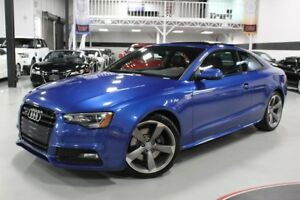 2015 Audi S5 TECHNIK | BLACK OPTIC PKG | LUXURY PKG