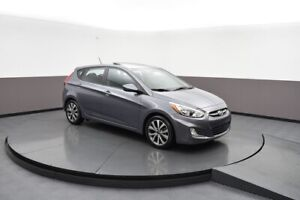 """2017 Hyundai Accent """"ONE OWNER & ONLY 19K"""" ACCENT SE SPORT HATCH"""