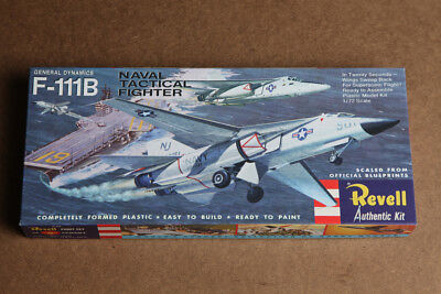 Revell style hardbox reproduction F-111B navy colors  Boxart treasure! for sale  Shipping to Canada