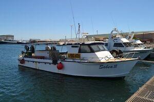 Gary Finlay Fishing Boat SN926b Hillarys Joondalup Area Preview