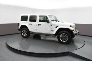 2019 Jeep Wrangler BEAUTIFUL!! SAHARA UNLIMITED TRAIL RATED 4x4
