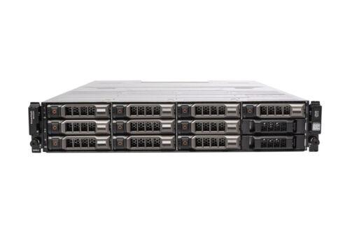 "Dell PowerVault MD3200 10x 6TB 3.5"" 12G HDD Dual 6G SAS Controllers 2x 600W PSU"