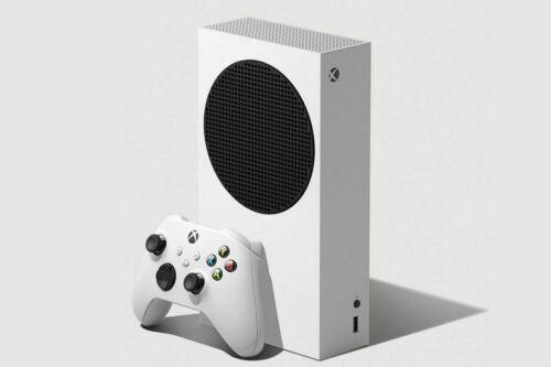 Microsoft+Xbox+Series+S+Brand+New+In+Hand