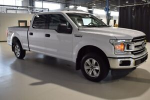 2018 Ford F-150 NOW THAT'S A DEAL!! XLT 4x4 5.0L 4DR 6PASS CREW