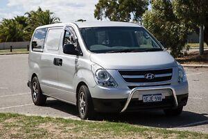 2008 Hyundai iLoad H1 Van Turbo Diesel Manual tradesman Fremantle Fremantle Area Preview