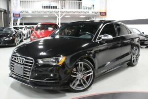 2015 Audi S3 2.0T PRESTIGE | LOADED | AUDI WARRANTY