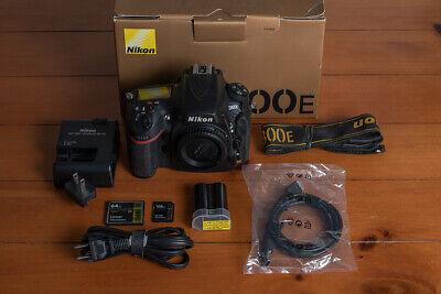 Nikon D800E 36.3MP Digital SLR Camera - D800 E