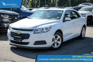 2016 Chevrolet Malibu Limited LT Satellite Radio and Air Cond...