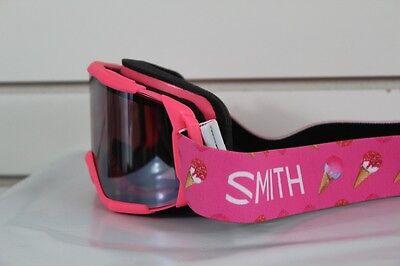 d21e5c216c299 New 2017 Smith Daredevil Youth Ski Snowboard Goggles Pink Sugarcone Ignitor