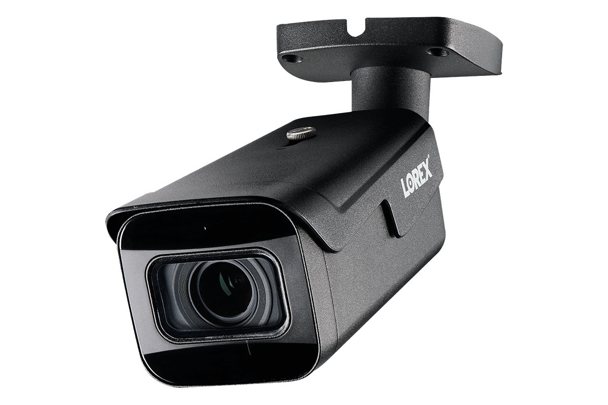 Lorex LNB9272S 8MP IP Camera with 30FPS Recording, Audio, 30
