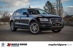 2014 Audi Q5 - ALL-WHEEL DRIVE, LEATHER, SUNROOF