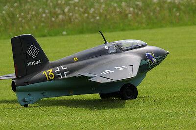 Me 163 B 1a M 1:3,5 Spw: 2750 mm Voll-GFK