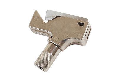 Adjustable Thread Restorer Tool Angled Blades Hss Steel M4 - M45