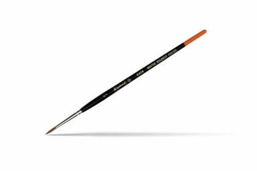 Raphael extra fine brush, size 1, Pure Kolinsky Sable Round 8404