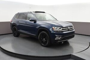 2018 Volkswagen Atlas V6 4-MOTION 6PASS AWD