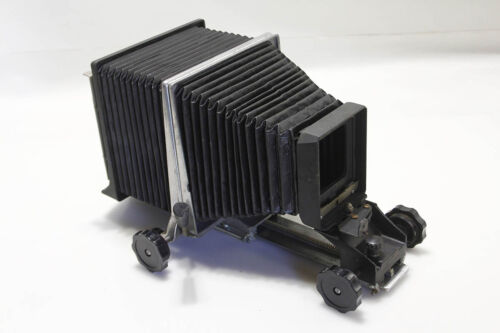 Beseler 4x5 negative stage Bellows assembly for  MX, MXII, MCRX