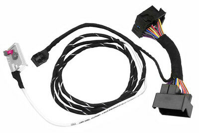 Genuine Kufatec Cable Loom for Music Interface Ami for Audi Satnav Rns-E