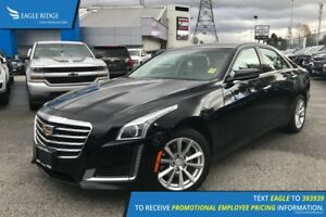 2017 Cadillac CTS 2.0L Turbo Leather, Heated Seats, Backup Ca...