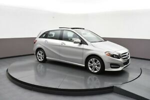 2018 Mercedes Benz B-Class B250 4MATIC AWD 5DR HATCH