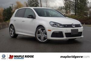 2012 Volkswagen Golf R - ALL-WHEEL DRIVE, NAVIGATION, MANUAL