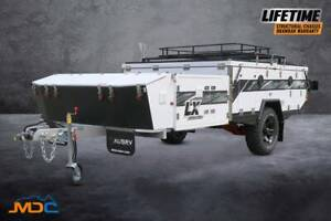 AUSRV LX (by MDC) DUAL FOLD OFFROAD CAMPER TRAILER -From $109/week* Clovelly Park Marion Area Preview