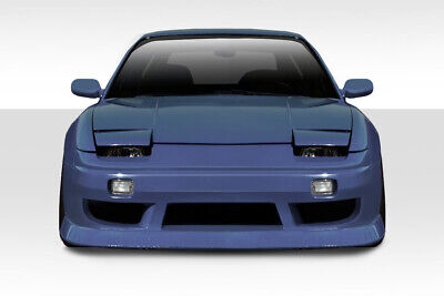 89-94 Fits Nissan 240SX B-Sport Duraflex Wide Front Body Kit Bumper!!! 114750