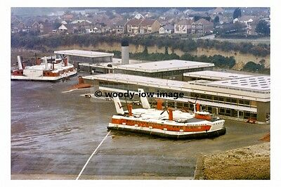 rp17109 - Hoverlloyd SRN4 mk2 Hovercraft at Ramsgate - photo 6x4
