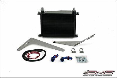 AMS Performance Transmission Oil Cooler For 08-15 Mitsubishi Lancer Evolution X (Best Oil For Hands)