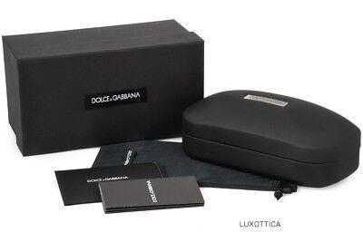 Brand New Dolce & Gabbana Sport Sunglasses Eyeglasses Hard D G Rx Case Glasses