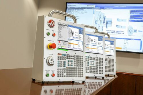 HAAS CSMD CONTROL Simulator Mill & Lathe