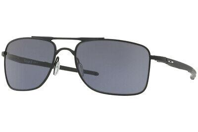 Oakley Sunglasses Gauge 8 L Matte Black w/Gray OO4124-01 62mm