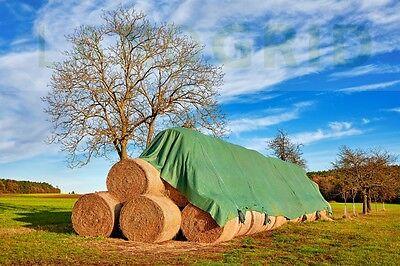 1,20€/m² Strohvlies, Abdeckvlies, Schutzvlies für Stroh, Getreide, Heu, Kompost