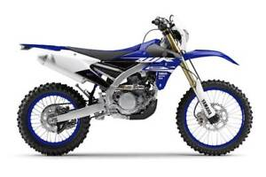 BUY DIRECT AND SAVE BRAND NEW 2018 Yamaha WR450F WR450F MY18 Coburg Moreland Area Preview