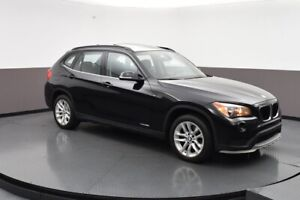 2015 BMW X1 28i x-DRIVE SUV- PANO. ROOF, HEATED SEATS AND STEE