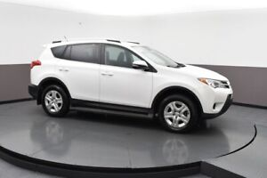 2015 Toyota RAV4 LE FWD SUV w/ UPGRADE PACKAGE, HEATED SEATS, BA
