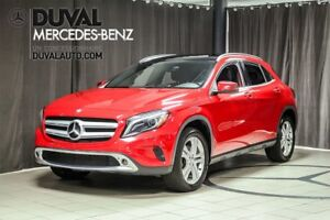 2015 Mercedes-Benz GLA-Class GLA250 4MATIC XENON TOIT PANO CAMER