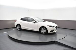2014 Mazda 3 SKYACTIV 6SPD SEDAN, BLUETOOTH, STEERING WHEEL MED