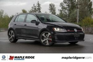 2015 Volkswagen GTI - MANUAL, NAVIGATION, LEATHER, SUNROOF