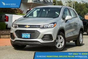 2018 Chevrolet Trax LS Backup Camera, Air Conditioning