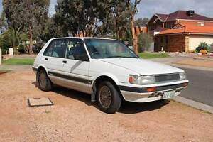 1987 Toyota Corolla Hatchback Seabrook Hobsons Bay Area Preview