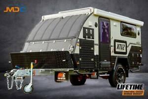 MDC XT12 HYBRID POP TOP OFFROAD CARAVAN - From $167/week* Lansvale Liverpool Area Preview
