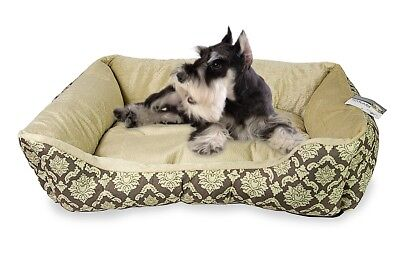 Luxury Pet Bed for Cat Small to Medium Breed Dog Puppy Soft Warm Nest Pad Cuddle