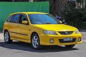 2002 Mazda 323 ASTINA SP20 Auto Hatchback Ringwood Maroondah Area Preview