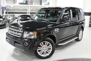 2016 Land Rover LR4 HSE LUXURY | LAND ROVER WARRANTY