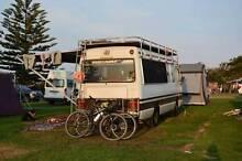 1988 Toyota Coaster Motohome School Bus campervan Byron Bay Byron Area Preview