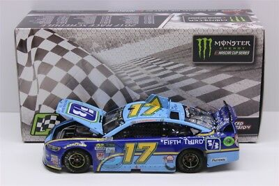 RICKY STENHOUSE JR #17 2017 FIFTH THIRD FIRST WIN TALLADEGA WIN 1/24 FREE SHIP
