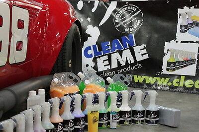CLEANEXTREME Autowäsche - Auto richtig waschen - Vorbereitung