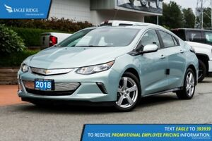 2018 Chevrolet Volt LT Plug-In Hybrid, Heated Seats, Heated S...